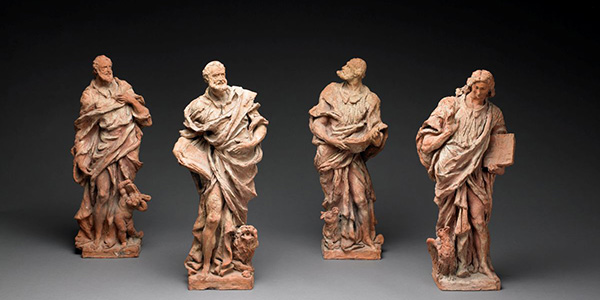 Saints Matthew, Mark, Luke and John